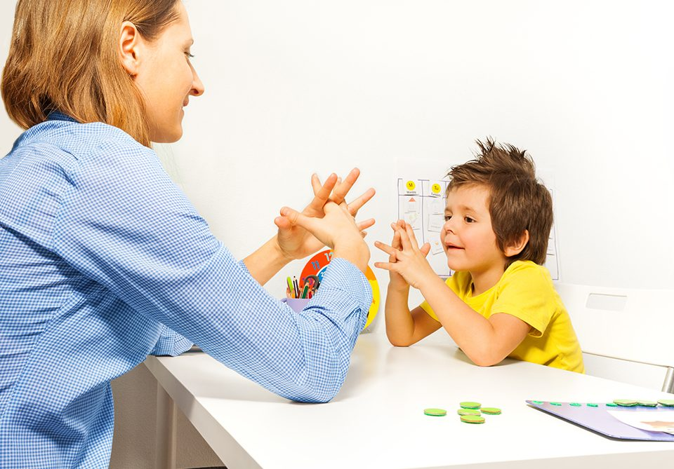 Early Intervention for Autism