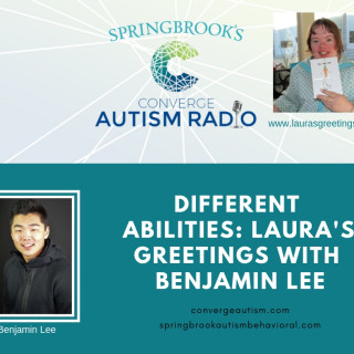 Different Abilities: Laura's Greetings with Benjamin Lee