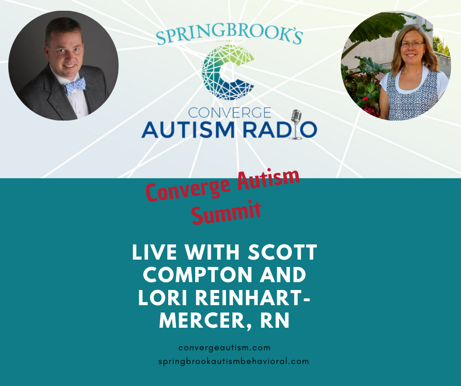 Live with Scott Compton and Lori Reinhart-Mercer, RN