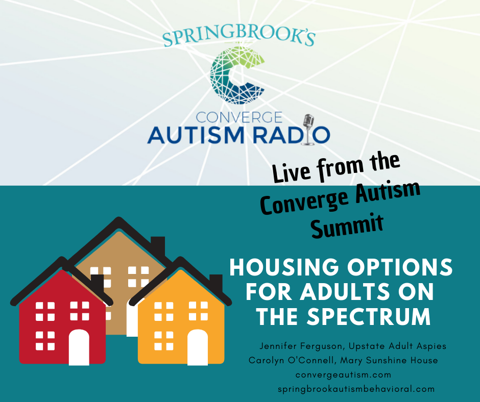 Housing Options for Adults on the Spectrum