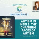 Autism in Heels: Jennifer O'Toole On The Changing Faces of Autism